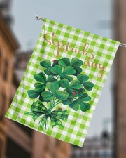 """Shamrock Bouquet 29.5""""x39.5"""" House Flag aos-house-flag-29-5-x-39-5-ghosted-lifestyle-15"""