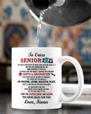 Personalized Name Senior 2021 Mom To Daughter Mug ceramic-mug-lifestyle-64