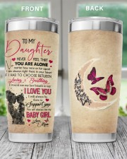Never Feel That You Are Alone Mom To Daughter 20oz Tumbler aos-20oz-tumbler-lifestyle-front-83