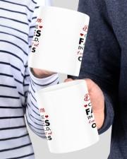 Personalized Dear Mum Of All The Fannies To Mom Mug ceramic-mug-lifestyle-43