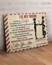 Daughter To Mom I Am Forever Grateful For All 20x16 Gallery Wrapped Canvas Prints aos-canvas-pgw-20x16-lifestyle-front-07