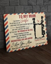 Daughter To Mom I Am Forever Grateful For All 20x16 Gallery Wrapped Canvas Prints aos-canvas-pgw-20x16-lifestyle-front-11
