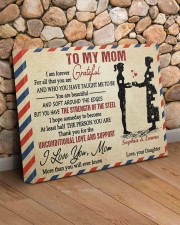 Daughter To Mom I Am Forever Grateful For All 20x16 Gallery Wrapped Canvas Prints aos-canvas-pgw-20x16-lifestyle-front-18