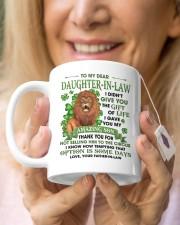 I Didn't Give U Gift Of Life To Daughter-In-Law Mug ceramic-mug-lifestyle-67