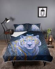 Tiger 3D Queen Quilt Bed Set aos-queen-quilt-bed-set-lifestyle-front-02