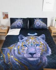Tiger 3D Queen Quilt Bed Set aos-queen-quilt-bed-set-lifestyle-front-05a