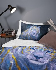 Tiger 3D Queen Quilt Bed Set aos-queen-quilt-bed-set-lifestyle-front-09