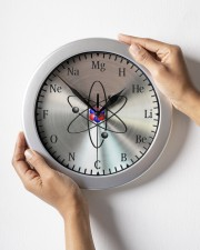 Clock Of Chemistry Wall Clock aos-wall-clock-lifestyle-front-05