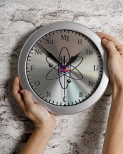 Clock Of Chemistry Wall Clock aos-wall-clock-lifestyle-front-07
