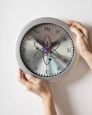 Clock Of Chemistry Wall Clock aos-wall-clock-lifestyle-front-09