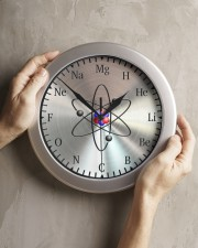 Clock Of Chemistry Wall Clock aos-wall-clock-lifestyle-front-11