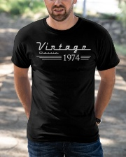 Vintage Classic 1974 Classic T-Shirt apparel-classic-tshirt-lifestyle-front-50
