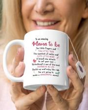 To Be Ten Little Fingers Daughter To Mom Mug ceramic-mug-lifestyle-67