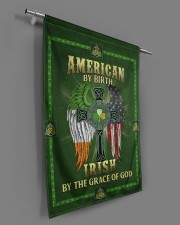"""American By Birth Irish By The Grace Of God 29.5""""x39.5"""" House Flag aos-house-flag-29-5-x-39-5-ghosted-lifestyle-18"""