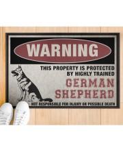 "german this property is protected Doormat 22.5"" x 15""  aos-doormat-22-5x15-lifestyle-front-03"