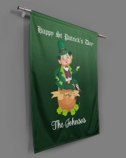 """The Johnsos Happy Patrick's Day 29.5""""x39.5"""" House Flag aos-house-flag-29-5-x-39-5-ghosted-lifestyle-18"""