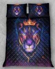 Lioness 3D Queen Quilt Bed Set aos-queen-quilt-bed-set-lifestyle-front-11