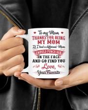Thanks for being my mom Mug ceramic-mug-lifestyle-25