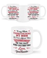 Thanks for being my mom Mug ceramic-mug-lifestyle-45