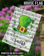 """The Smith Shamrock Hat 29.5""""x39.5"""" House Flag aos-house-flag-29-5-x-39-5-ghosted-lifestyle-14"""