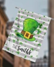 """The Smith Shamrock Hat 29.5""""x39.5"""" House Flag aos-house-flag-29-5-x-39-5-ghosted-lifestyle-15"""