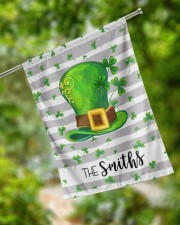 """The Smith Shamrock Hat 29.5""""x39.5"""" House Flag aos-house-flag-29-5-x-39-5-ghosted-lifestyle-17"""
