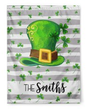 """The Smith Shamrock Hat 29.5""""x39.5"""" House Flag front"""