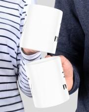 Personalized Name You're The She To My Nanigans Mug ceramic-mug-lifestyle-43