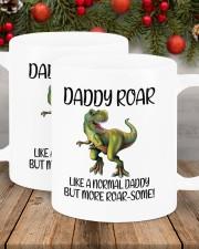 Daddy Roar Like A Normal Daddy To Dad Mug ceramic-mug-lifestyle-21