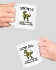 Daddy Roar Like A Normal Daddy To Dad Mug ceramic-mug-lifestyle-42