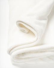 "Inside This Blanket Mom To Daughter Fleece Blanket - 50"" x 60"" aos-coral-fleece-blanket-close-up-1"