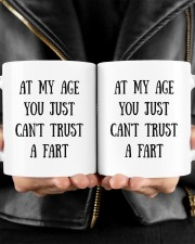 At My Age You Just Can't Trust A Fart To Husband Mug ceramic-mug-lifestyle-24