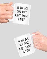 At My Age You Just Can't Trust A Fart To Husband Mug ceramic-mug-lifestyle-42
