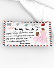 Sometimes It's Hard To Find Words Mom To Daughter Rectangular Pillowcase aos-pillow-rectangular-front-lifestyle-04