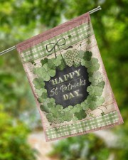 """Happy Patrick's Day 29.5""""x39.5"""" House Flag aos-house-flag-29-5-x-39-5-ghosted-lifestyle-17"""