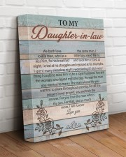 We Both Love The Same Man To Daughter-In-Law 11x14 Gallery Wrapped Canvas Prints aos-canvas-pgw-11x14-lifestyle-front-14