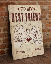 To Friend I May Not Be Able To Solve Custom 20x30 Gallery Wrapped Canvas Prints aos-canvas-pgw-20x30-lifestyle-front-09