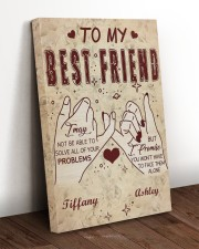To Friend I May Not Be Able To Solve Custom 20x30 Gallery Wrapped Canvas Prints aos-canvas-pgw-20x30-lifestyle-front-17