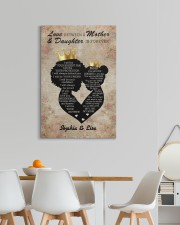 Personalized Love Mom and Daughter Mom To Daughter 20x30 Gallery Wrapped Canvas Prints aos-canvas-pgw-20x30-lifestyle-front-05