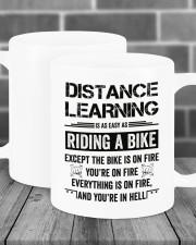 Distance Learning Is As Easy As Riding A Bike Mug ceramic-mug-lifestyle-14