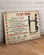 Son To Mom I Am Forever Grateful For All Custom 20x16 Gallery Wrapped Canvas Prints aos-canvas-pgw-20x16-lifestyle-front-07