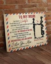 Son To Mom I Am Forever Grateful For All Custom 20x16 Gallery Wrapped Canvas Prints aos-canvas-pgw-20x16-lifestyle-front-09