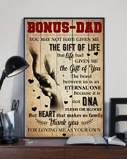 You May Not Have Given Me To Bonus Dad 11x17 Poster lifestyle-poster-2