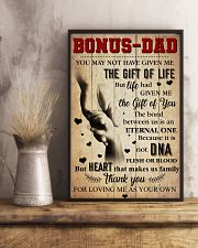 You May Not Have Given Me To Bonus Dad 11x17 Poster lifestyle-poster-3