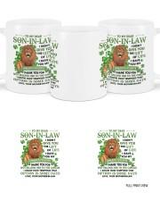 I Didn't Give U The Gift Of Life To Son-in-Law Mug ceramic-mug-lifestyle-46