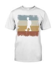 I Go To School Retro T-shirt Classic T-Shirt tile
