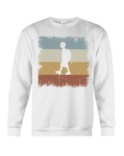 I Go To School Retro T-shirt Crewneck Sweatshirt thumbnail