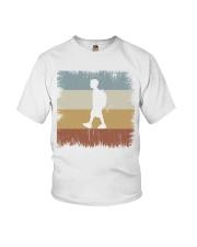 I Go To School Retro T-shirt Youth T-Shirt thumbnail
