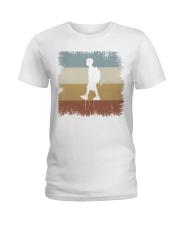 I Go To School Retro T-shirt Ladies T-Shirt thumbnail