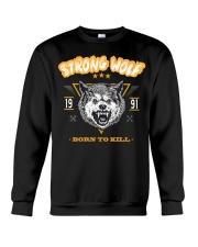 STRONG WOLF Crewneck Sweatshirt thumbnail